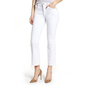 NWT Citizens of Humanity Fleetwood Crop Jeans 31